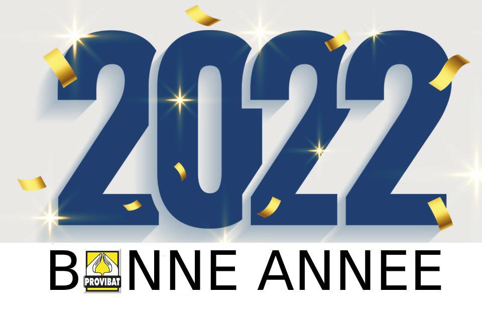 Nous vous souhaitons une très bonne année 2021